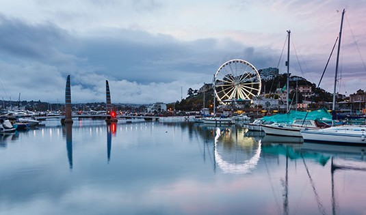 Places to stay in Torquay near Town Centre - Trelawney Hotel in Torquay