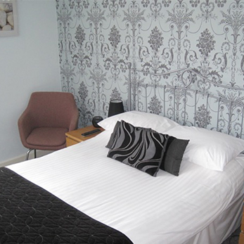 Bed and Breakfast in Devon - Trelawney Hotel in Torquay