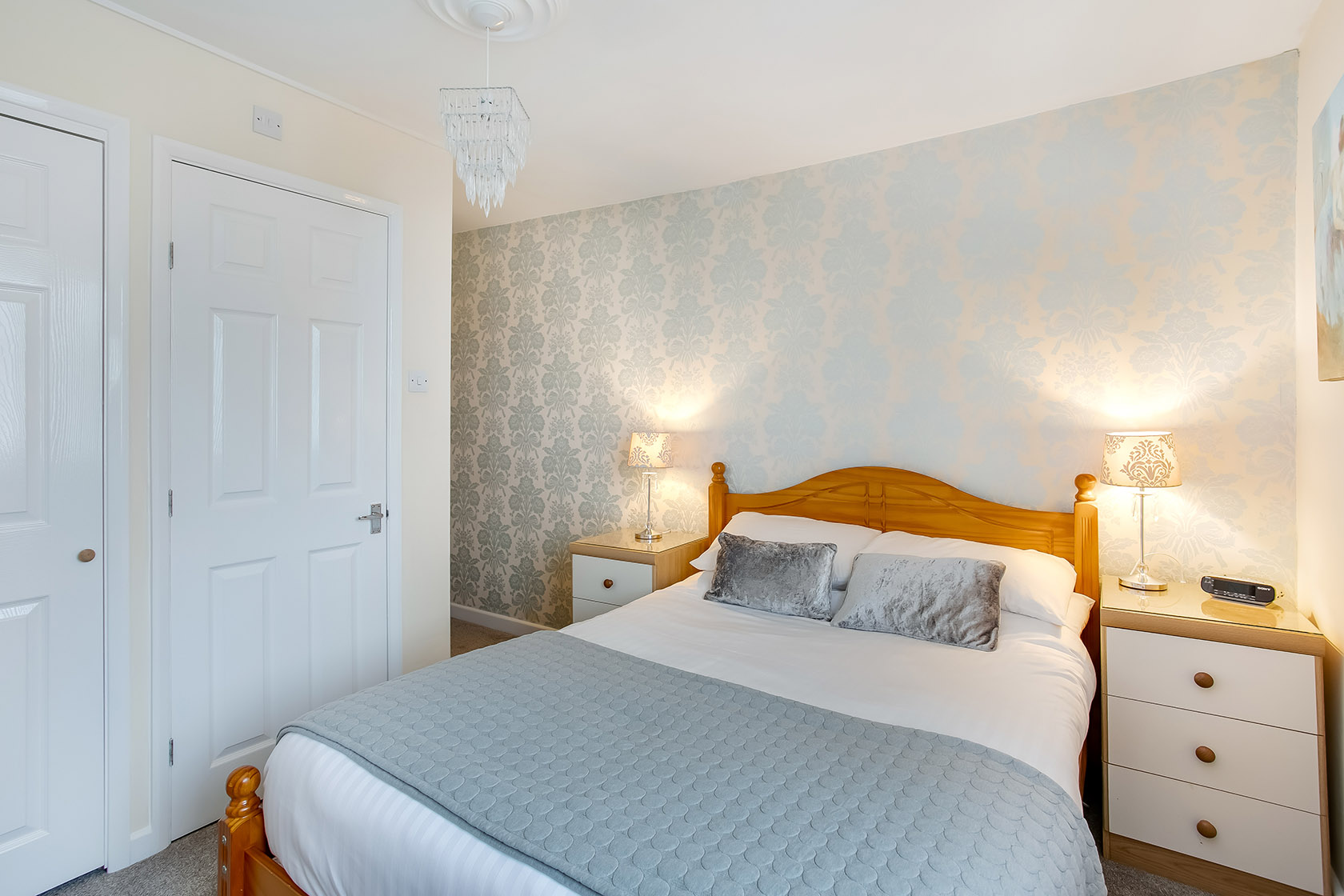 Trelawney Hotel in Torquay - Luxury Bed and Breakfast-SmallDouble